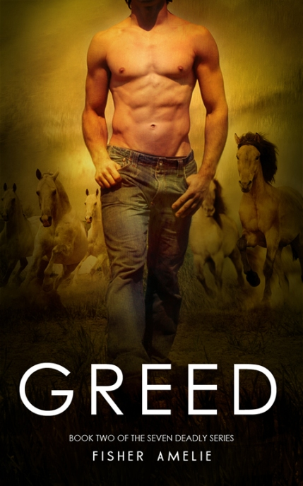 Cover Reveal!!! Greed (The Seven Deadly Sins #2) - Fisher Amelie